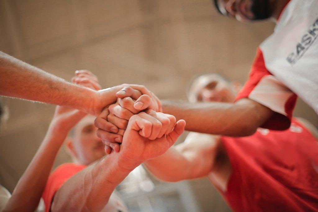 motivációs térkép, csapat motiválja egymást